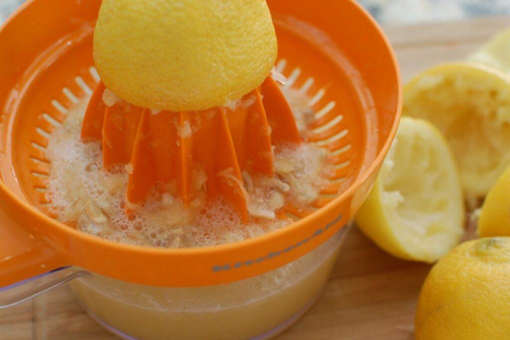 how to make lemonade with real lemons and sugar