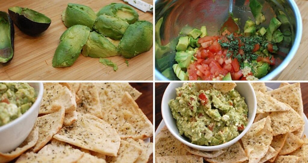 best avocado dip for chips
