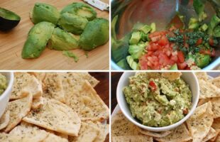 best avocado dip for chips