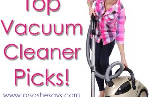 Top Vacuum Cleaner Picks
