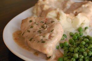 Saturday Chicken ~ A Favorite Family Dinner!