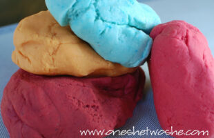 Kool-aid Playdough!