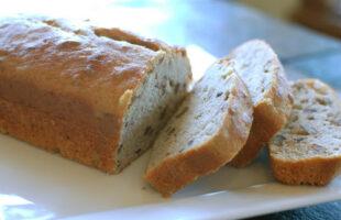 Grammy P.'s Bangin' Banana Bread