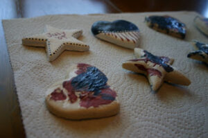 Fourth of July Craft!