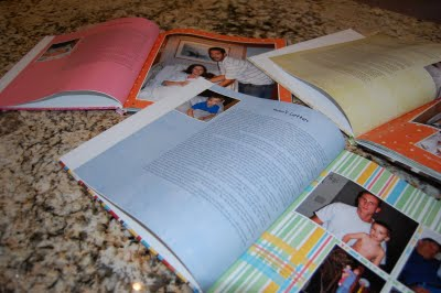A Mother's Mark ~ Letters & Memory Books