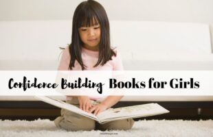 Is there a girl in your life that needs a confidence boost?? This great list of confidence building books for girls may be just what they need! #booksforkids #booksforgirls #confidence #OSSS www.orsoshesays.com