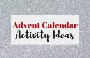 Advent Calendar activity ideas - books and more! www.orsoshesays.com #advent #adventcalendar #christmas #christmasactivities #family #holidays