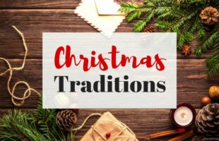 Christmas Traditions from Around the World - www.orsoshesays.com #christmas #traditions #christmastraditions #family