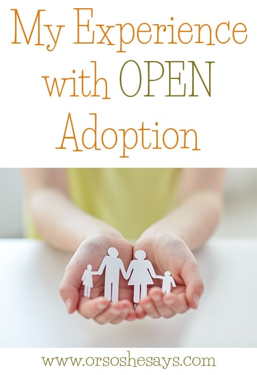my experience with adoption