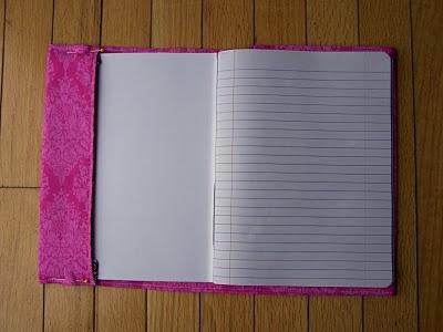 "Handmade Journal Tutorial – The ""Write It Out"" Project (she: Jocelyn)"