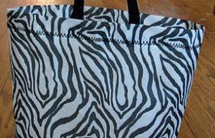 Make a Mini Tote Bag (she:Charlotte)