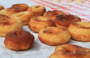 Grandma's Homemade Donuts (she: Mindi)