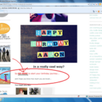 How To Make An Online Birthday Scavenger Hunt (she: Carrie)