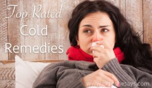 The Best Rated Cold Remedies & YOUR Suggestions!