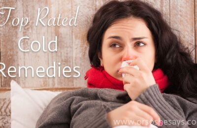 Top Rated Cold Remedies