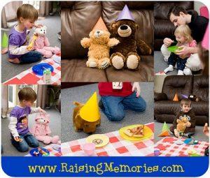 Teddy Bear Picnic Party (she: Heather)