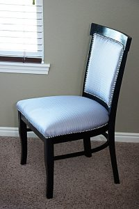 Ugly Chair: Before and After (she: Natalie)