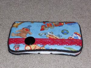 Baby Wipe Case Cover Tutorial (she: Ashley)