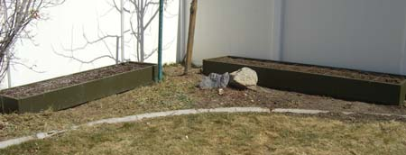 Starting a Square Foot Garden (she: Emily)