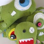 Monster Doll Tutorial (she: Heather)