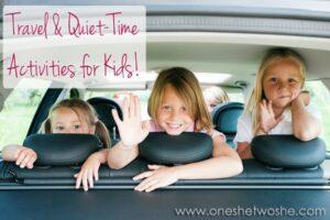 kids travel games