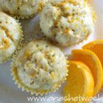 Summer Muffins ~ (…orange, banana, & poppy seed…)