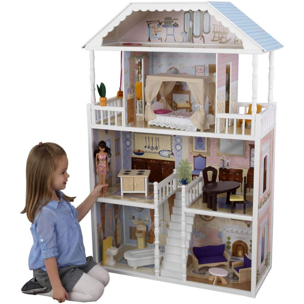 6 hour dollhouse remodel now it 39 s perfect for barbie. Black Bedroom Furniture Sets. Home Design Ideas