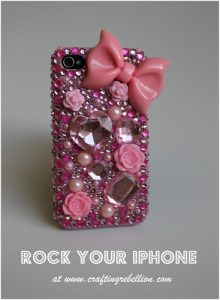 Rock Your iPhone Cover (she: Lisa)