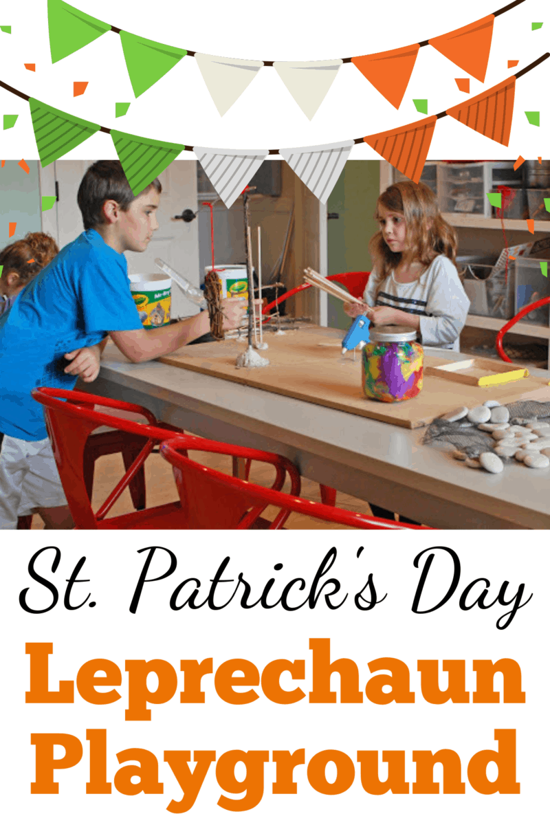 St. Patrick's Day Tradition ~ This is so fun!