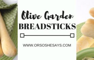 Olive Garden Breadsticks Recipe – As Good as the Original!
