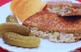 Tuna Melts ~ An Easy, Favorite Sandwich!