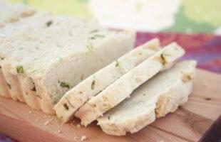 Gluten Free Chive Quick Bread (she: Krissy)