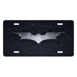 Batman License Plate Sign 6'' x 12'' New Quality Aluminum