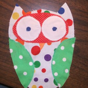 Crinkly Owl Tutorial ~ Babies Love Them! (she: Amy)