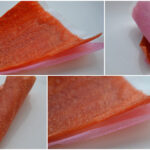Homemade Peach Fruit Leather (she: Angela)