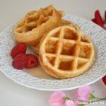 Eggless Waffles (she: Jo-Anna)