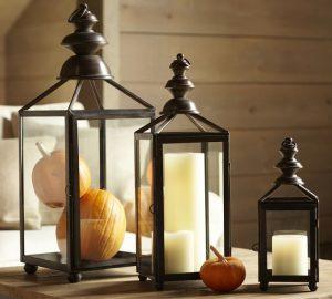 Pottery Barn Lantern Knock-Off (she: Beth)