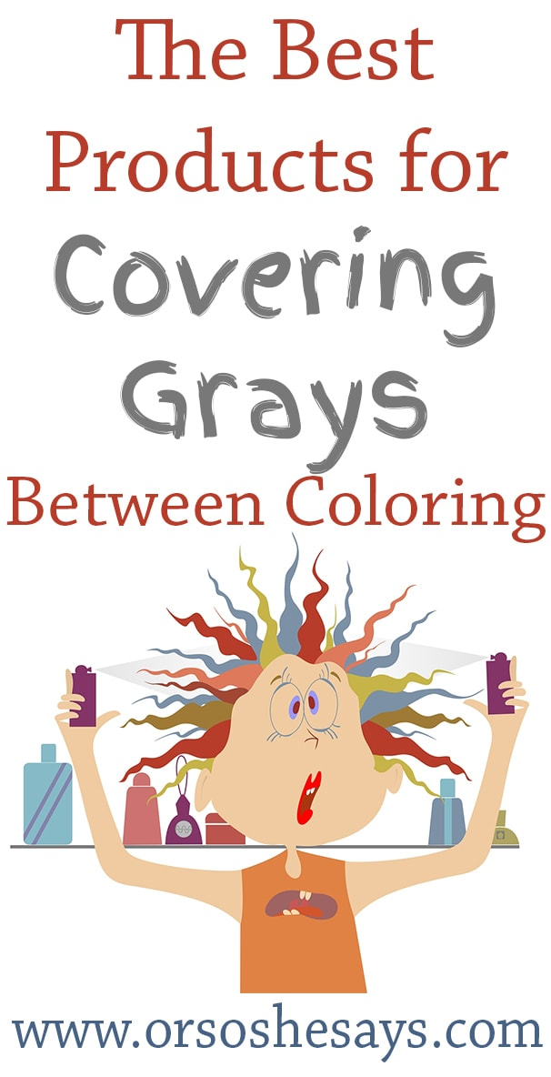 covering grays