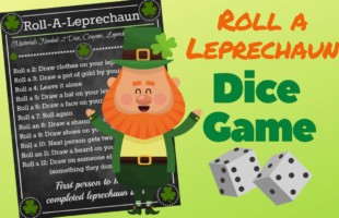 Roll-A-Leprechaun St. Patrick's Day Tradition Game
