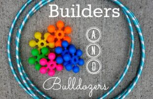 Builders & Bulldozers ~ A Fun Outdoors Game for the Family! (she: Brooke)