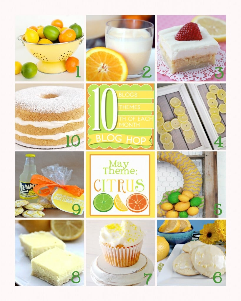 10 Citrus projects and recipes