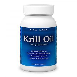 Krill Oil 3D VivaLabs