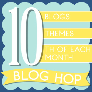 10 Creative Blogs 10th each month