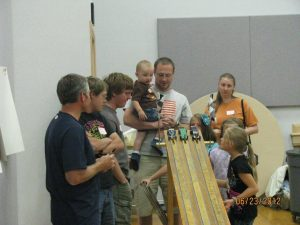 Family Reunion - Pinewood Derby
