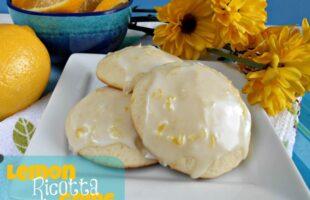 Lemon Ricotta Gems (she: Jana)