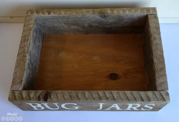 Bug Jar Caddy Bird's Eye