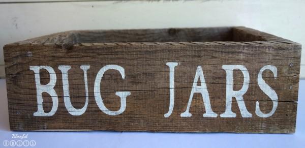 Empty Bug Jar Caddy