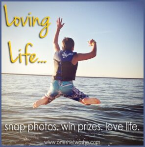 Snap Photos. Win Prizes. Love Life. (Instagram July 2013)