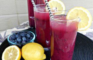 Blueberry Lemon Pina Colada (she: Jana)
