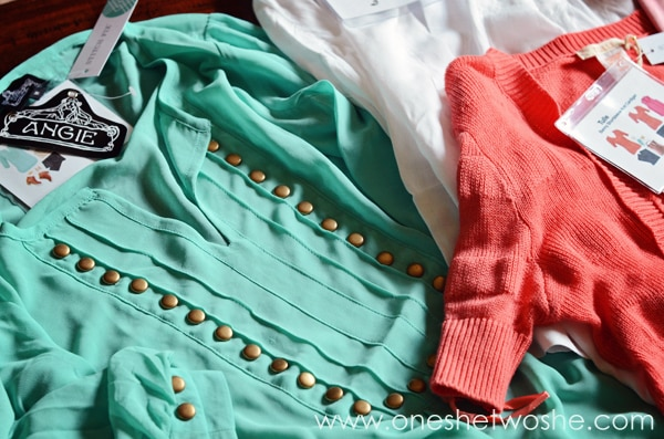 Stitch Fix ~ The coolest personal stylist clothing service EVER!! I'm obsessed.